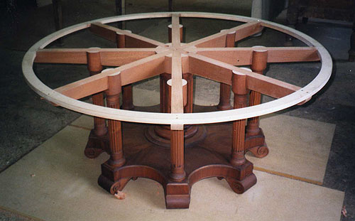 Amazing Jupe Table Plans